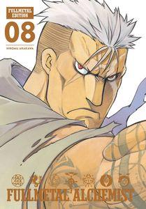[Fullmetal Alchemist Fullmetal Edition Volume 08 Hardcover (Product Image)]