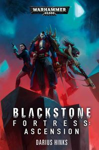 [Warhammer 40,000: Blackstone Fortress: Ascension (Product Image)]