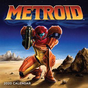 [Metroid: 2020 Wall Calendar (Product Image)]