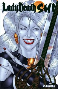 [Lady Death: Shi # (Emerald Green Foil Variant) (Product Image)]
