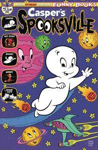 [Casper's Spooksville #1 (Shanower Main Cover) (Product Image)]