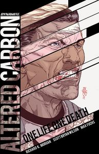 [Altered Carbon: One Life One Death (Signed Edition Hardcover) (Product Image)]