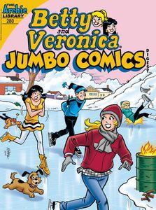 [Betty & Veronica: Jumbo Comics Digest #280 (Product Image)]