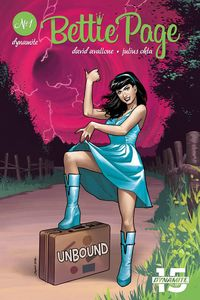 [Bettie Page: Unbound #1 (Cover D Ohta) (Product Image)]