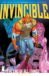 [Invincible #134 (Product Image)]