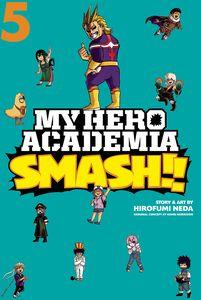 [My Hero Academia Smash: Volume 5 (Product Image)]