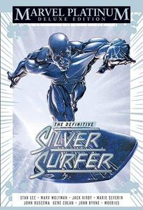 [Marvel Platinum: Definitive Silver Surfer (Hardcover) (Product Image)]