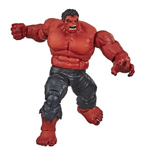 [Marvel Legends Action Figure: Red Hulk (Product Image)]