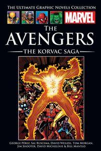 [Marvel Graphic Novel Collection: Volume 89: Avengers Korvak Saga (Product Image)]