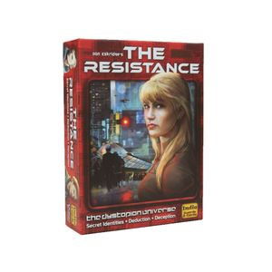 [The Resistance (3rd Edition) (Product Image)]