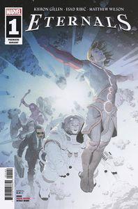 [Eternals #1 (Ribic Premiere Variant) (Product Image)]