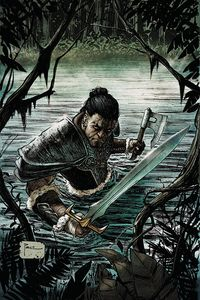 [The Cimmerian: Beyond The Black River #2 (Cover E) (Product Image)]