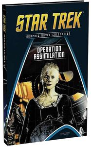 [Star Trek: Graphic Novel Collection: Volume 119: Operation Assimilation (Hardcover) (Product Image)]