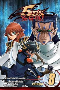 [Yu-Gi-Oh! 5d's: Volume 8 (Product Image)]