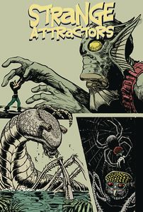 [Strange Attractors: Its Alive  #9 (Cover C Stephen R Bissette) (Product Image)]