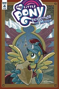 [My Little Pony: Legends Of Magic #4 (Cover A Hickey) (Product Image)]