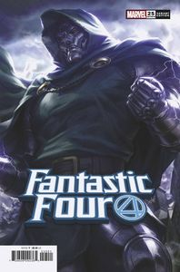 [Fantastic Four #25 (Artgerm Variant) (Product Image)]