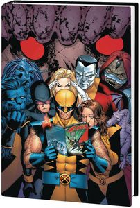 [Astonishing X-Men: Omnibus: Volume 1 (DM Variant N Hardcover) (Product Image)]