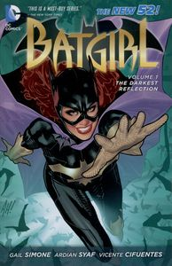 [Batgirl: Volume 1: The Darkest Reflection (Product Image)]