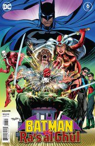 [Batman Vs Ras Al Ghul #06 (Product Image)]