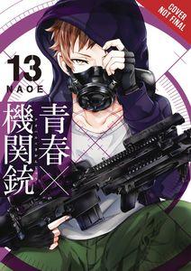 [Aoharu X Machinegun: Volume 13 (Product Image)]