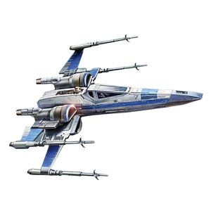 [Star Wars: The Force Awakens: Easykit: Resistance X-Wing Fighter (Product Image)]