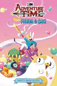 [Adventure Time: Fionna & Cake: Bash Blues (Product Image)]