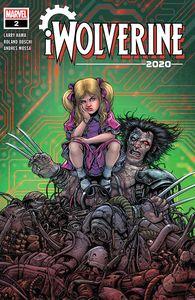 [2020: Iwolverine #2 (Product Image)]