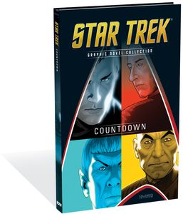 [Star Trek: Graphic Novel Collection: Volume 1: Countdown (Hardcover) (Product Image)]