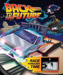 [Back To The Future: Race Through Time (Hardcover) (Product Image)]