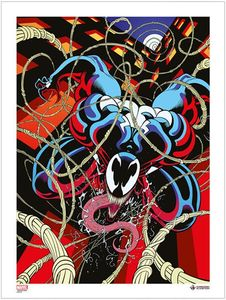 [Marvel: Giclee Print: Venom (Tradd Moore Signed) (Product Image)]
