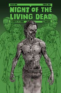 [Night Of The Living Dead: Aftermath #8 (Terror Variant) (Product Image)]