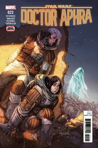 [Star Wars: Doctor Aphra #23 (Product Image)]