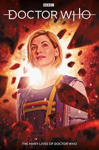 [Doctor Who: 13th Doctor: The Many Lives Of Doctor Who #0 (Cover B Photo) (Product Image)]