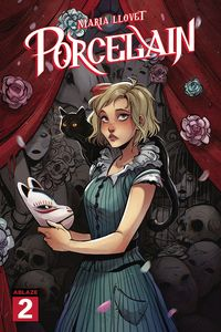 [Porcelain #2 (Cover C Lusky) (Product Image)]