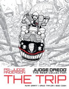 [2000AD: Judge Dredd: Mega Collection: Issue 82: Anderson: The Trip (Product Image)]