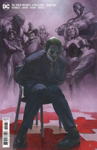[The Joker Presents: A Puzzlebox #1 (Riccardo Federici Cardstock Variant) (Product Image)]