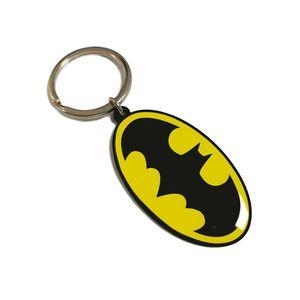 [Batman: Enamel Keyring: Logo (Product Image)]