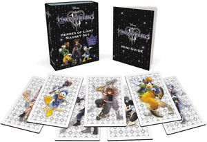 [Kingdom Hearts Heroes Of Light: Magnet Set (Product Image)]