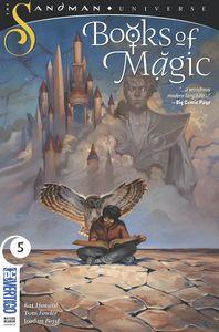 [Books Of Magic #5 (Product Image)]