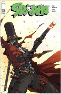 [Spawn #312 (Cover C Revolver) (Product Image)]