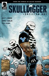 [Skulldigger & Skeleton Boy #5 (Cover B Kieth) (Product Image)]