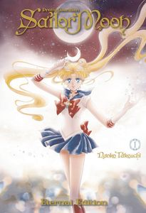 [Sailor Moon: Eternal Edition: Volume 1 (Product Image)]