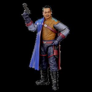 [Star Wars: The Mandalorian: Black Series Credit Collection Action Figure: Greef Karga (Product Image)]