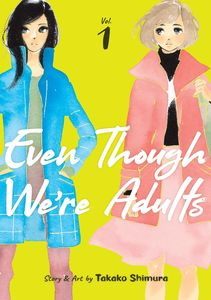 [Even Though Were Adults: Volume 1 (Product Image)]