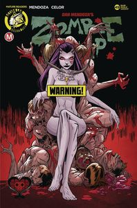 [Zombie Tramp: Ongoing #49 (Cover B Celor Risque) (Product Image)]