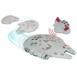 [Star Wars: The Force Awakens: Premium Remote Control Vehicles: Millennium Falcon (Product Image)]