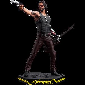 [Cyberpunk 2077: Figure: Johnny Silverhand (Product Image)]