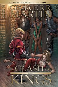 [George R.R. Martin's A Clash Of Kings #10 (Cover A Miller) (Product Image)]