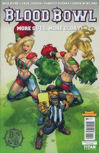 [Blood Bowl: More Guts, More Glory #3 (Cover B Bettin) (Product Image)]